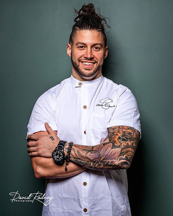 Chef Robbie Felice to Compete in World Pasta Championship
