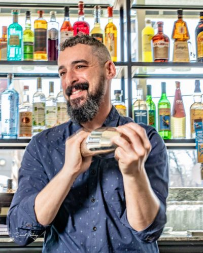 Osteria Crescendo's Beverage Director Puts Modern Spin on Classic Italian Cocktails